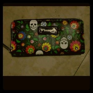 Handbags - New Skull Wallet